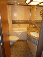 Bathroom tub toilet sink