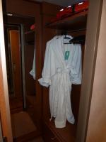 Closet robes