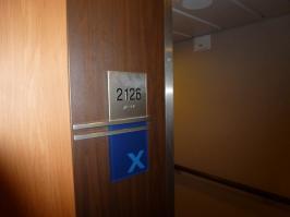 Stateroom 2126