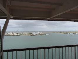 Royal caribbean monarch of the seas cruise review for for Balcony overhang