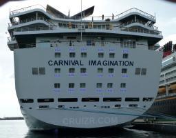 Carnival Imagination Cabin M262