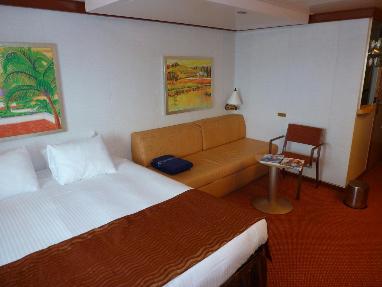 Carnival Dream Cruise Review For Cabin 10204