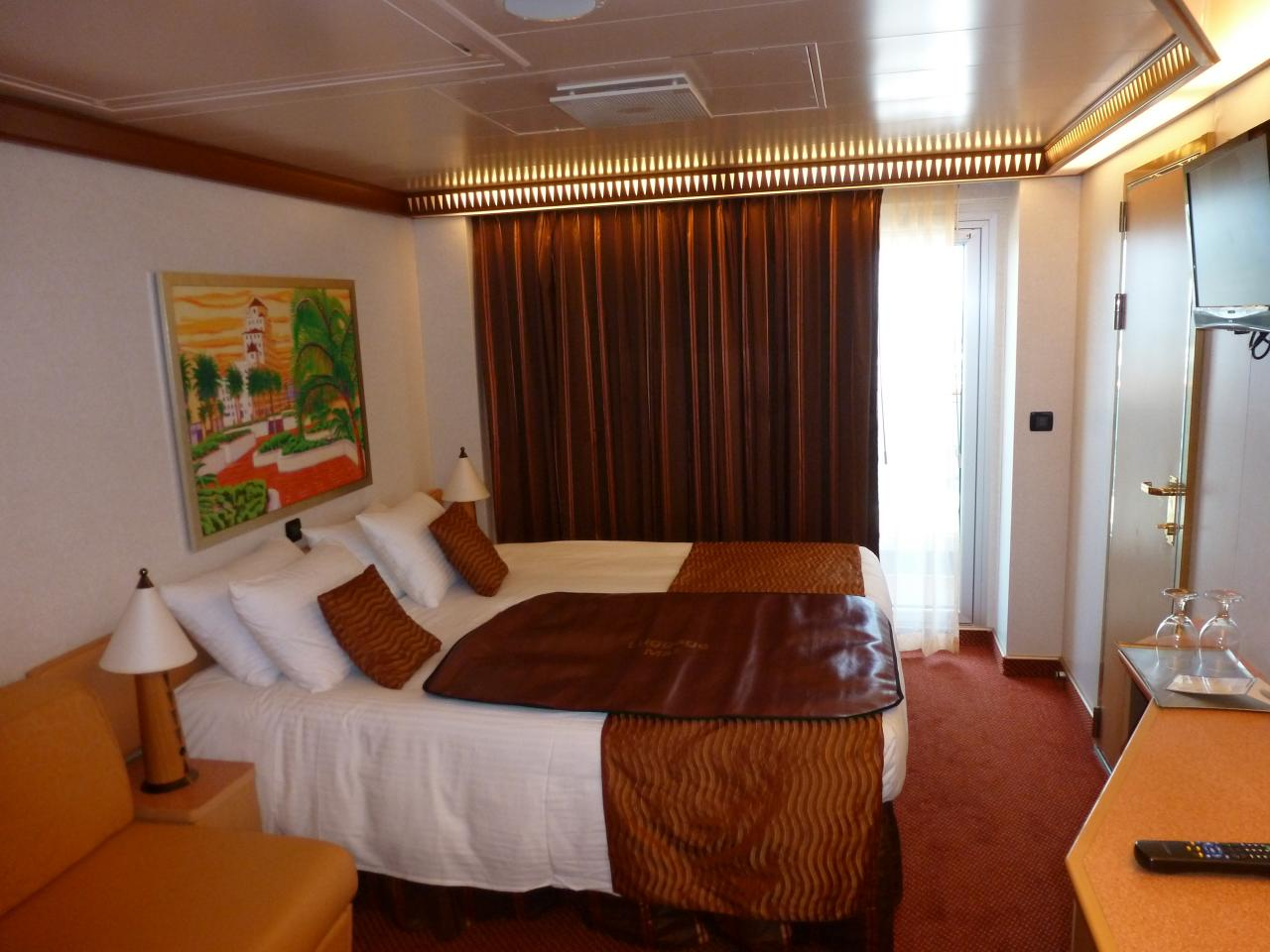 Carnival Dream Cruise Review For Cabin 10228