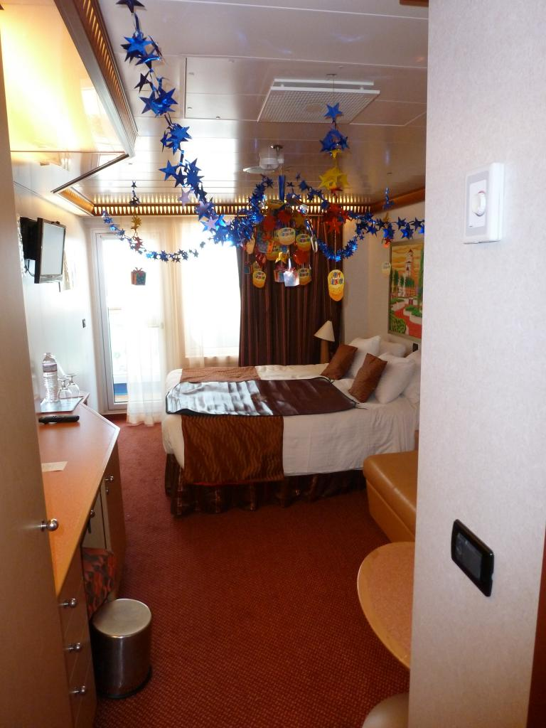 Carnival Dream Cruise Review For Cabin 10256