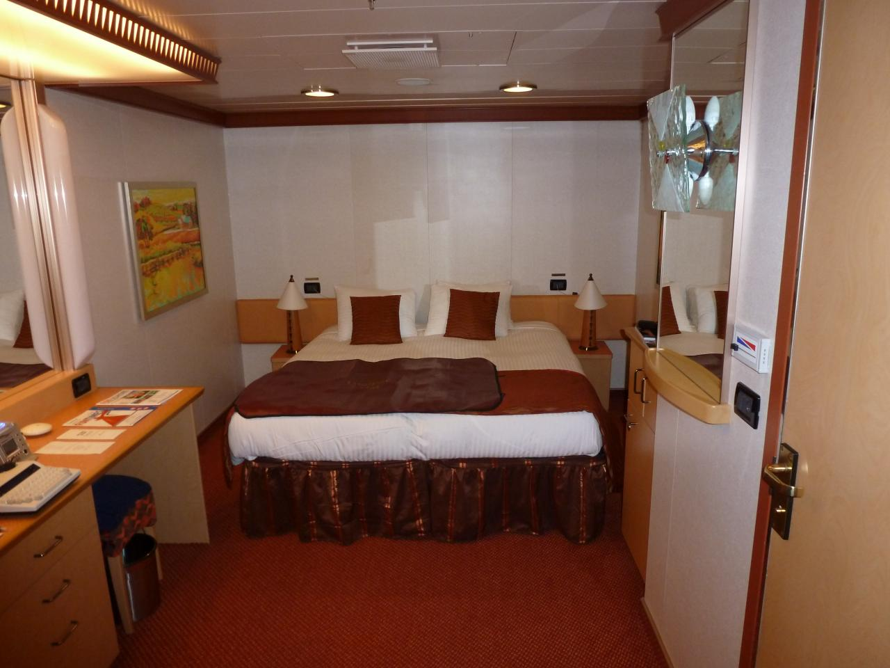 Carnival Dream Cruise Review For Cabin 10281