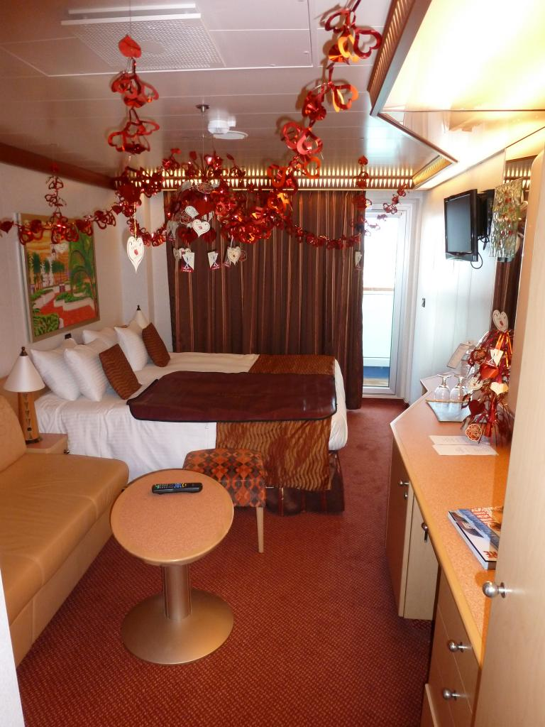Carnival Dream Cruise Review For Cabin 10291