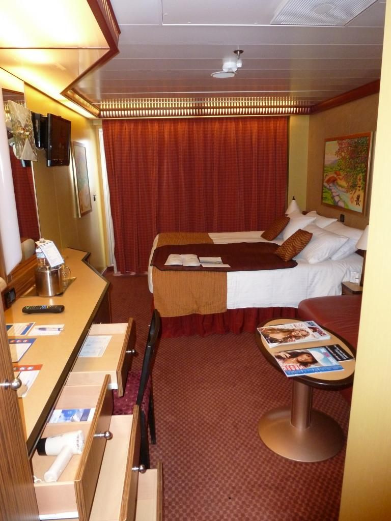 Carnival Dream Cruise Review For Cabin 11240