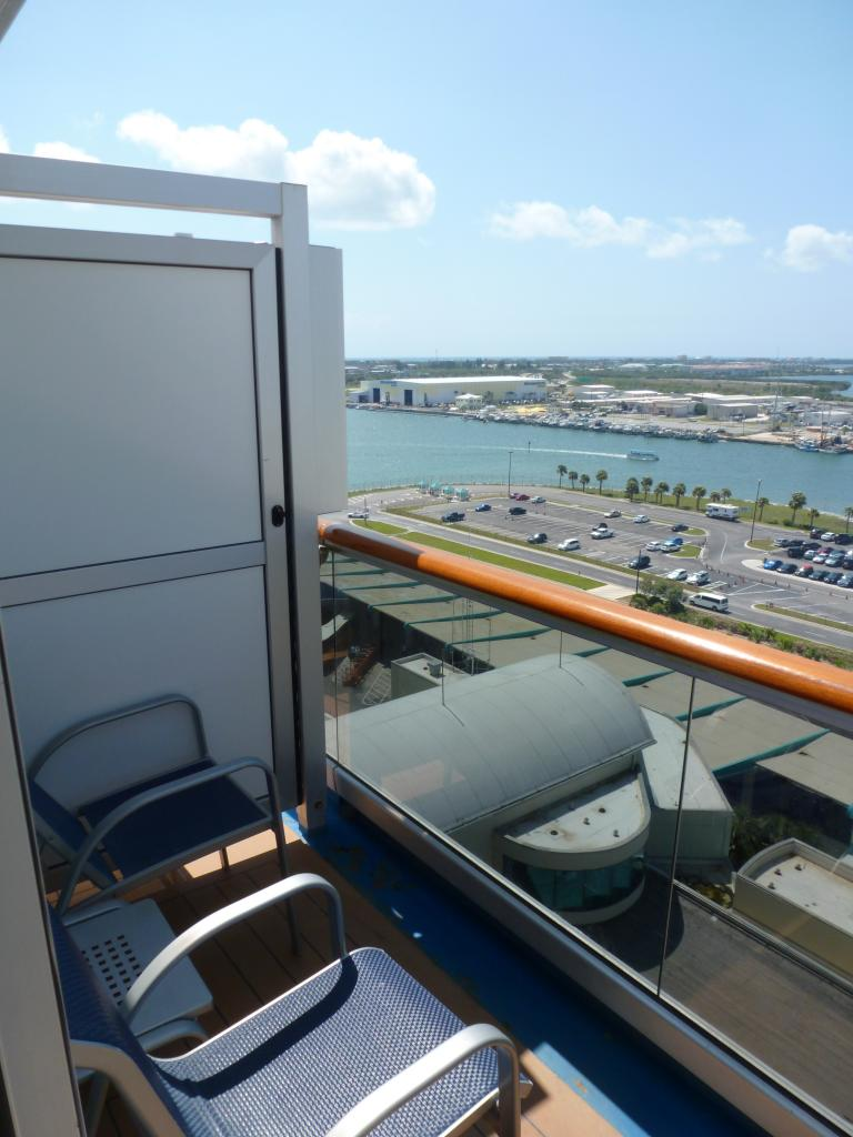 carnival breeze spa balcony Carnival Dream Cloud 9 Spa Balcony Reviews Image Balcony