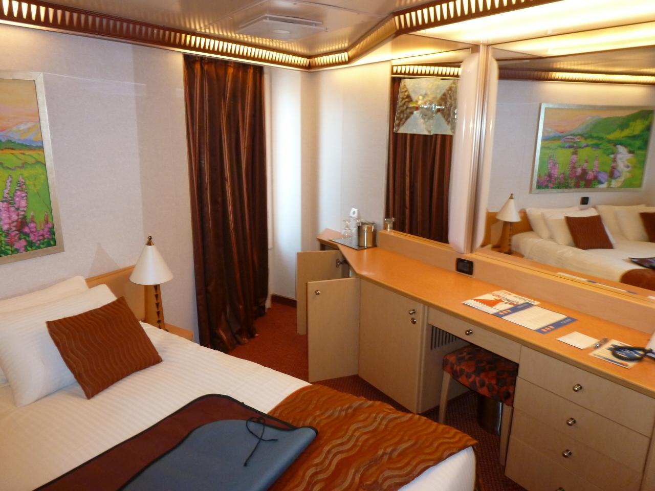 Carnival Dream Cruise Review For Cabin 6479