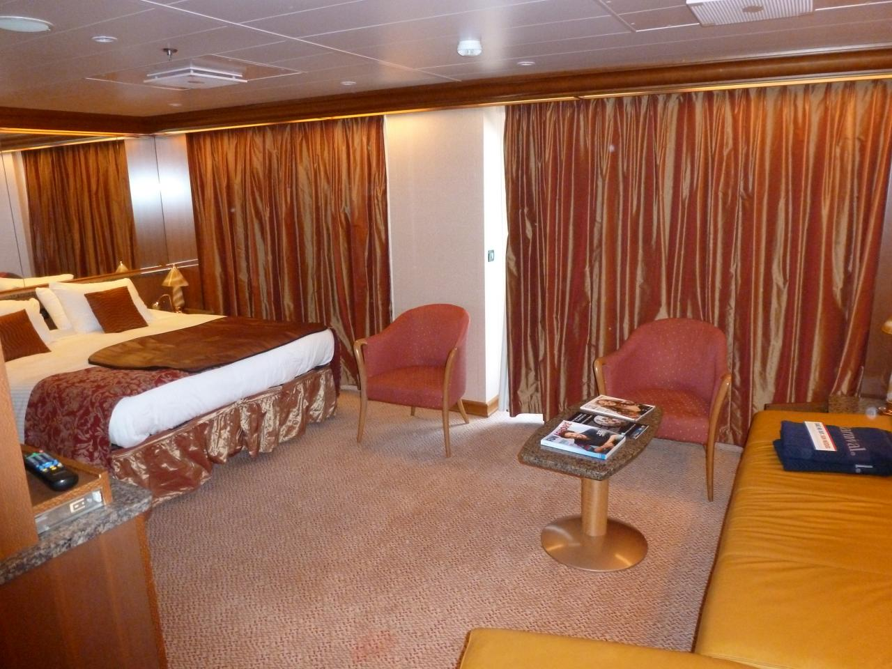 Carnival Dream Cruise Review For Cabin 7316