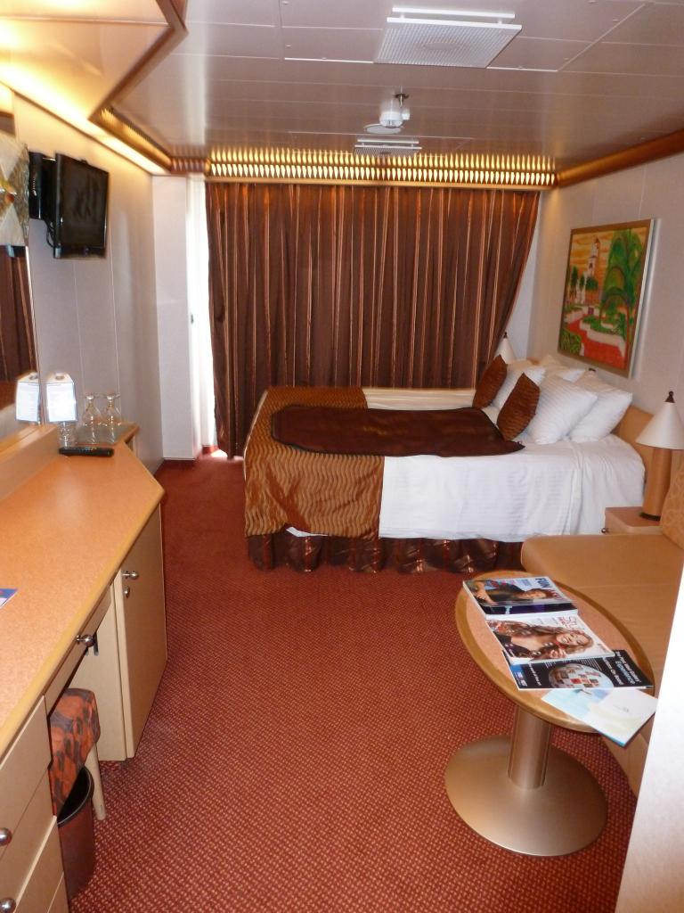 Carnival Dream Cruise Review For Cabin 7463