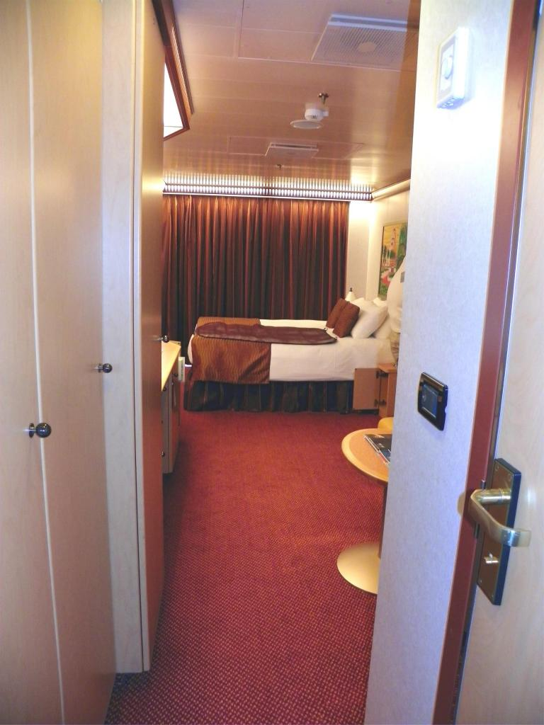 Carnival Dream Cruise Review For Cabin 7467