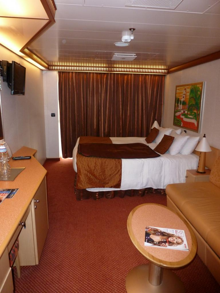 Carnival Dream Cruise Review For Cabin 8475