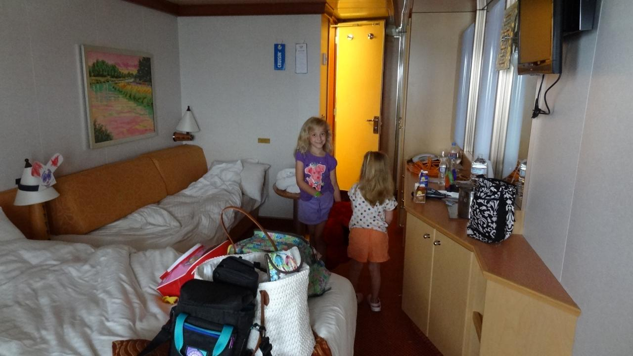 Carnival Dream Cruise Review For Cabin 9363
