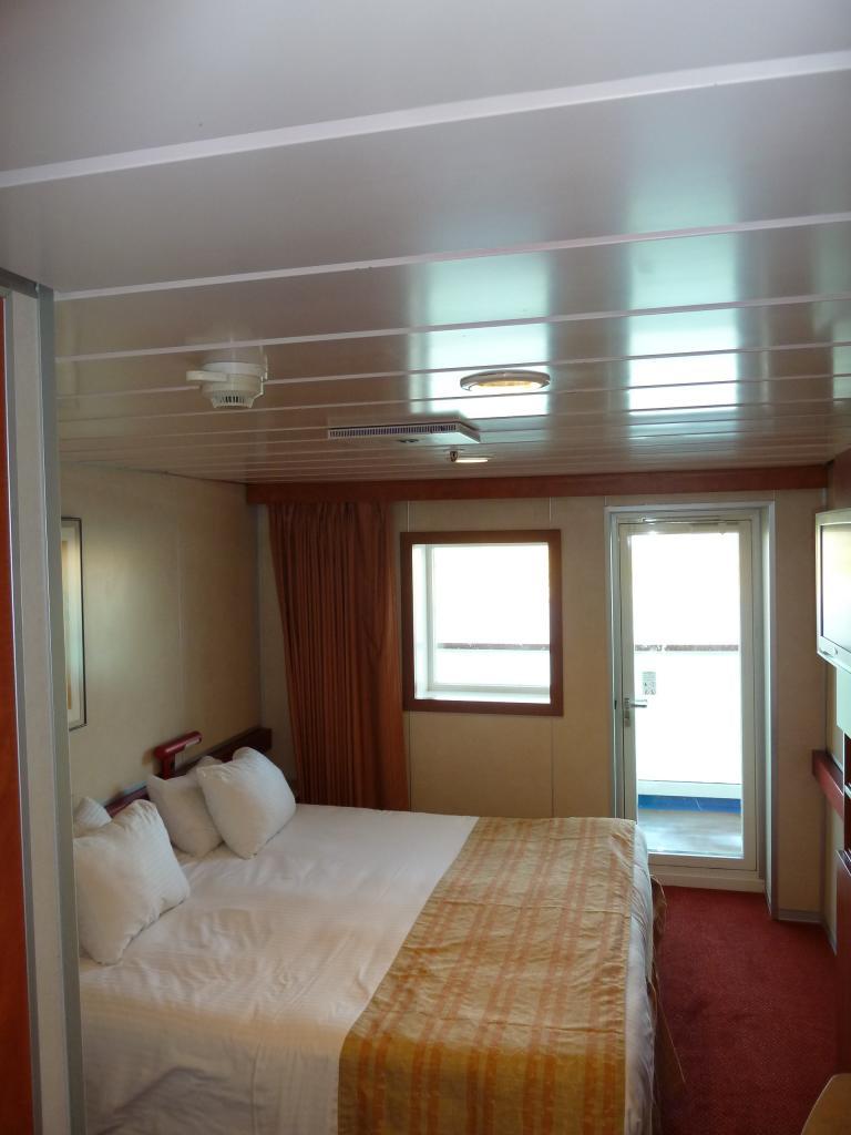 Carnival Ecstasy Cruise Review For Cabin E83