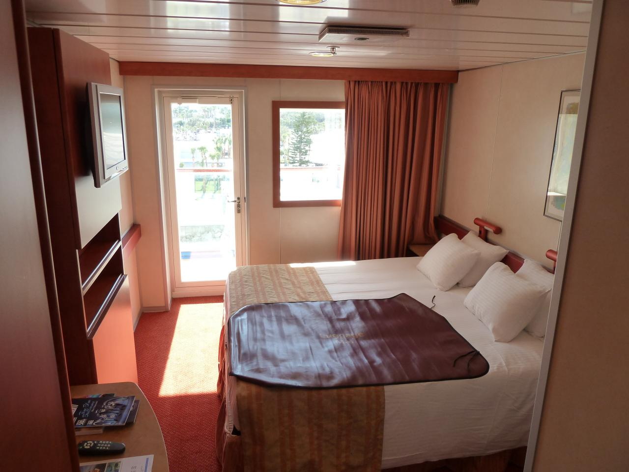 Carnival Ecstasy Cruise Review For Cabin E98