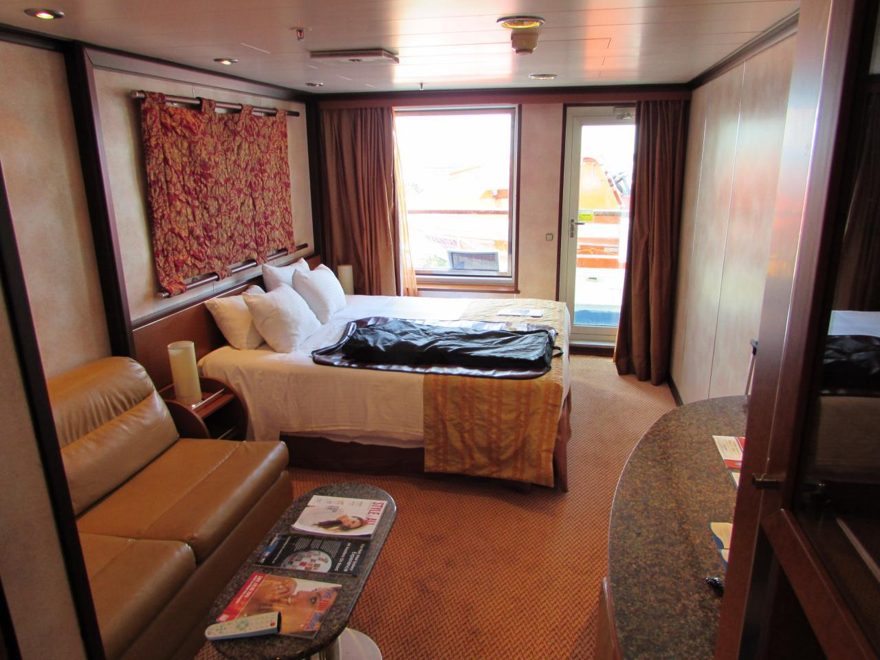 Carnival Fantasy Cruise Review For Cabin V23