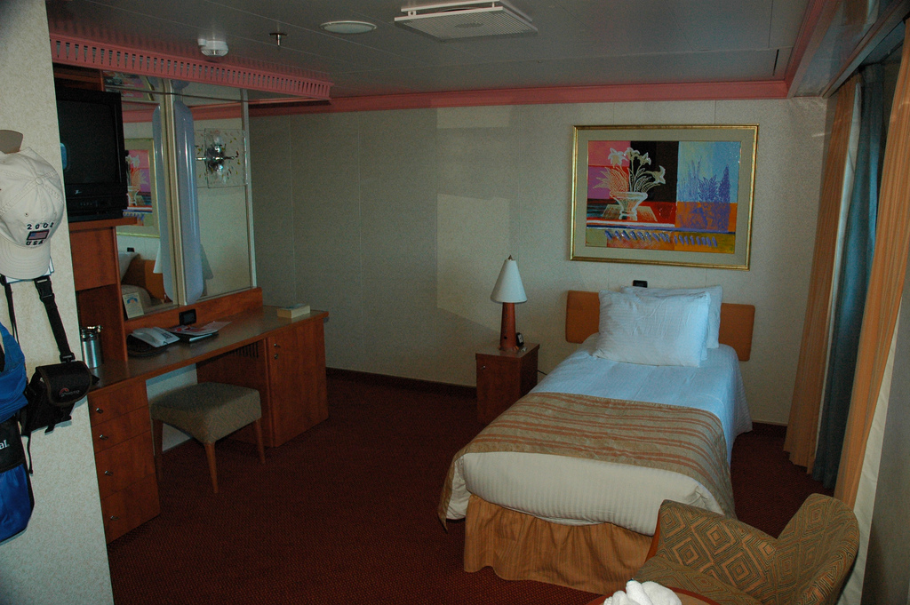 Carnival Glory Cruise Review For Cabin 2465