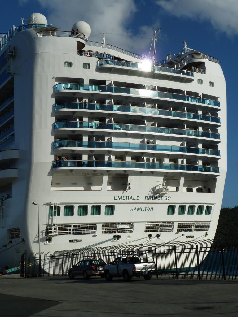 Emerald Princess Cruise Ship Tour - Princess Cruise Line ...