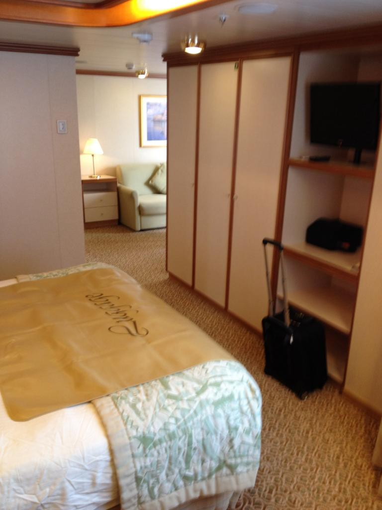 princess emerald princess cruise review for cabin l106