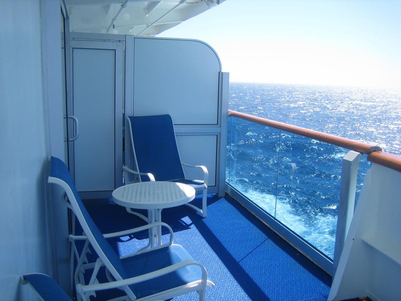 Coral Princess Cruise Accommodations, Staterooms and Suites