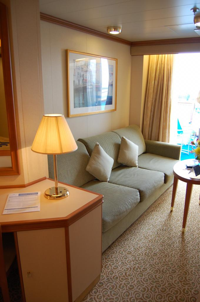 Princess Grand Princess Cruise Review For Cabin D617
