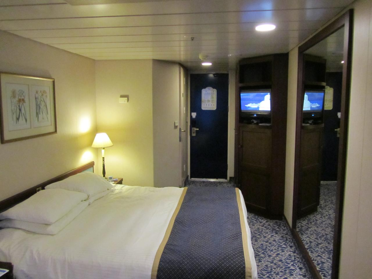 Princess Pacific Princess Cruise Review For Cabin 7028