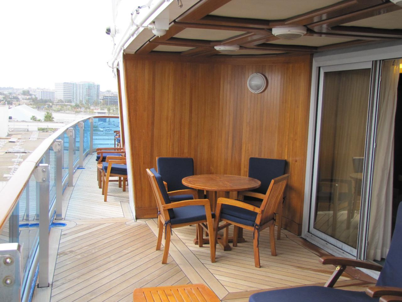 Princess Sapphire Princess Cruise Review For Cabin B750