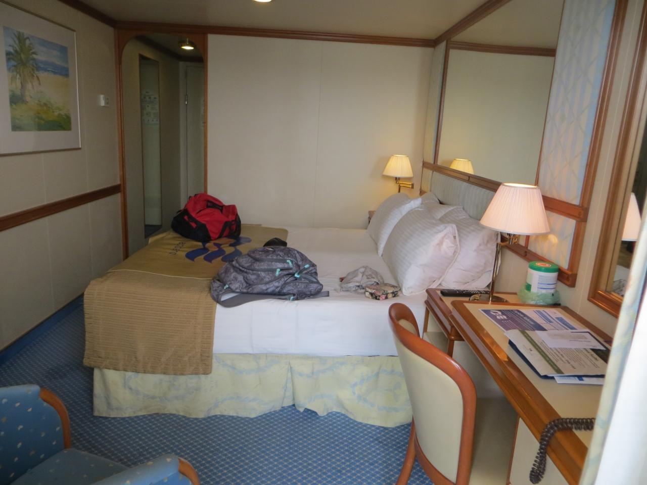 Princess Star Princess Cruise Review For Cabin C718