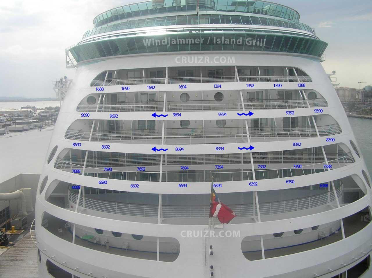 Royal Caribbean... Explorer Of The Seas Itinerary 2016