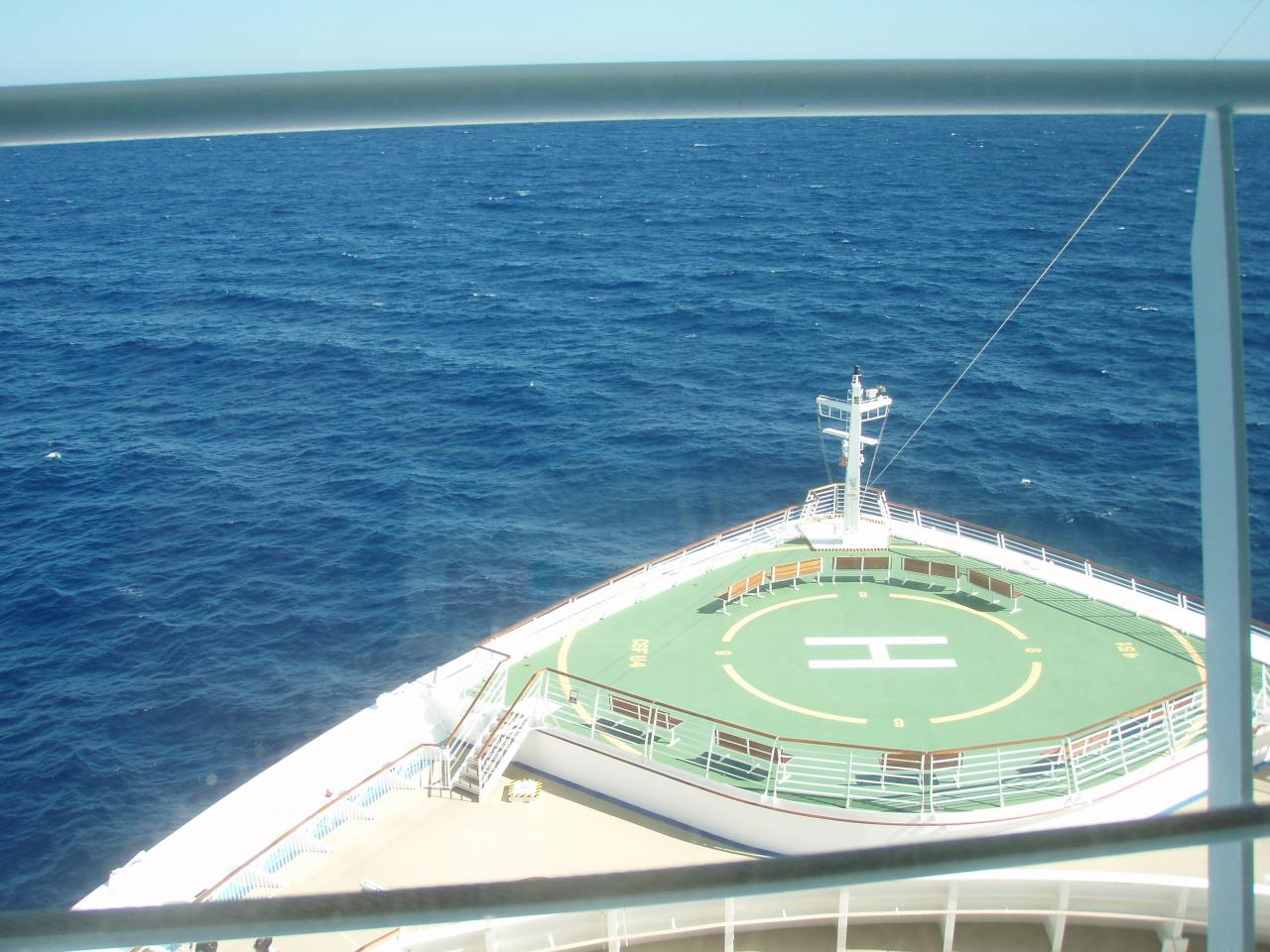 royal caribbean cruises navigator seas transatlantic nights