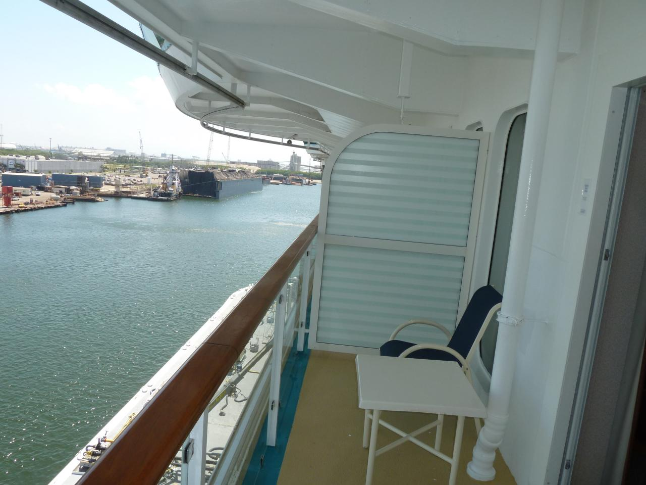 Royal caribbean radiance of the seas cruise review for for Caribbean cruise balcony
