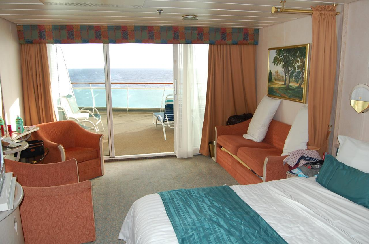 Royal Caribbean Rhapsody Of The Seas Cruise Review For