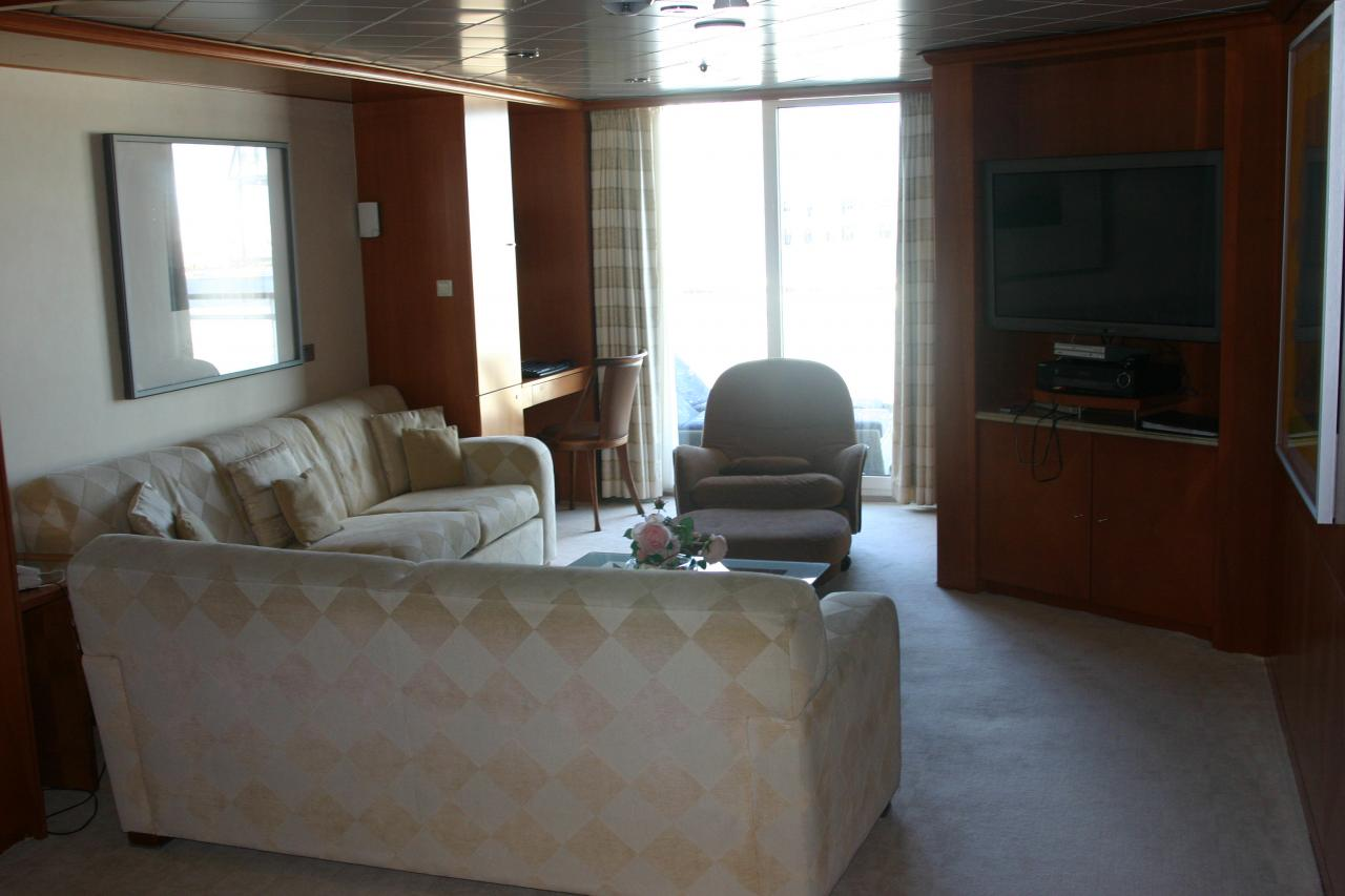 Celebrity Infinity Cruise Review For Cabin 6133