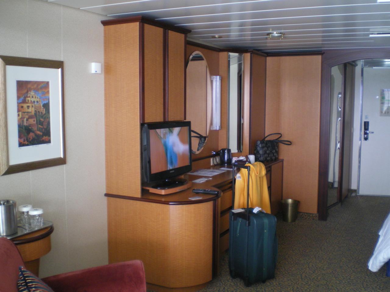 Royal Caribbean Serenade Of The Seas Cruise Review For Cabin 1548